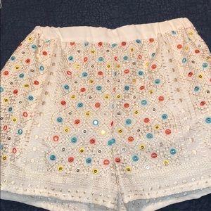Romeo & Juliet shorts